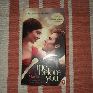Accessories - Me before you book